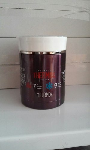 Термос для еды Thermos Sipp Plum Food Jar 0, 5L Уценка